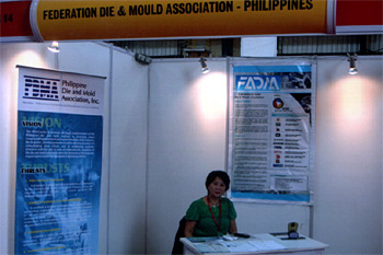 FADMA @ Die & Mould India 2008
